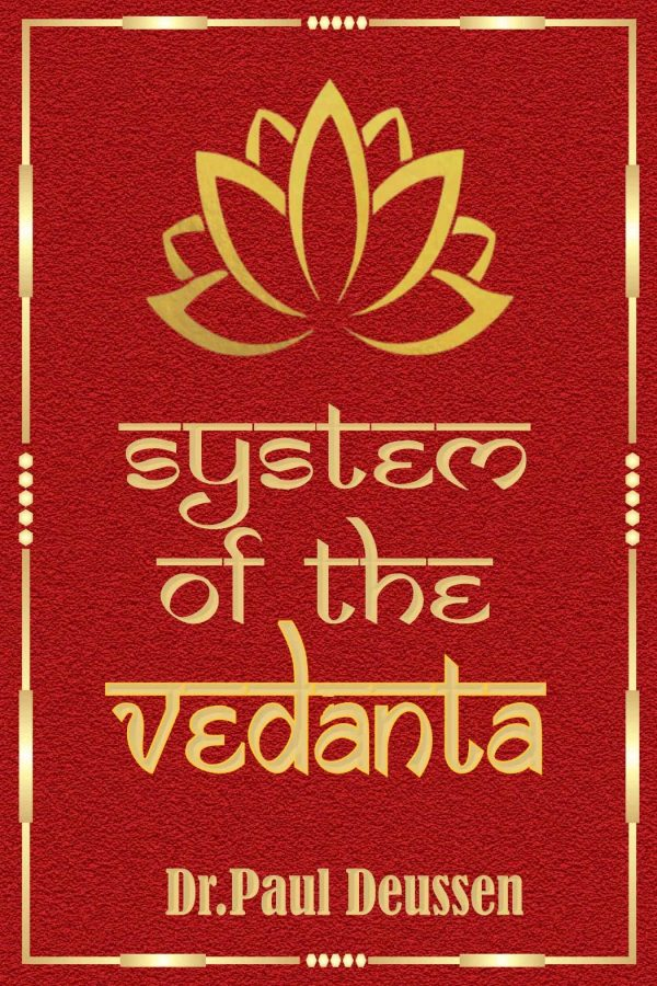 System of The Vedanta